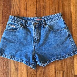 Vintage Roxy High Waist Short